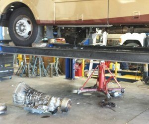 RV (MOTORHOME) TRANSMISSION SERVICE / REPAIR