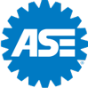 Sunshine Service Brake & Alignment - ASE Logo
