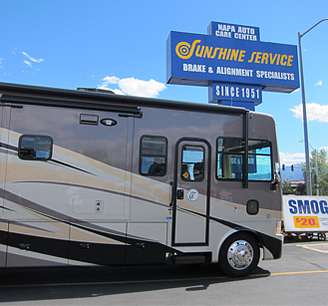 Sparks and Reno Auto Service | RV Maintenance & Service